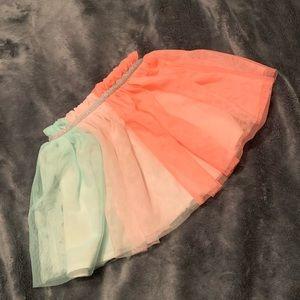 Toddler Tulle Skirt